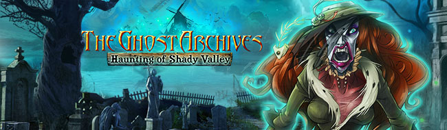 The Ghost Archives: Haunting of Shady Valley