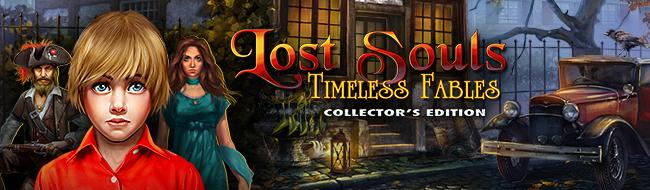 Lost Souls: Zeitlose Fabeln, Sammleredition