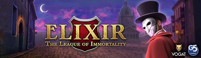Elixir: Die Liga der Unsterblichkeit