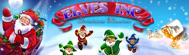 Elves Inc: Christmas Mission HD