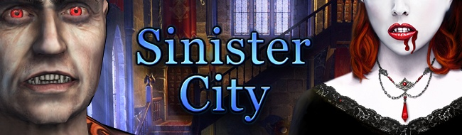 Sinister City: Vampire Adventure HD