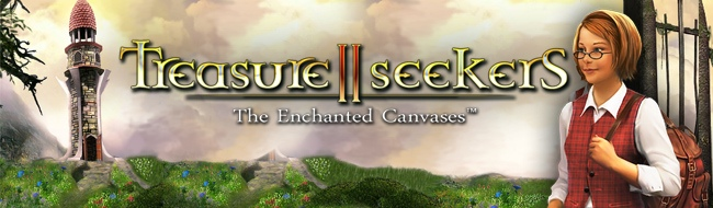 Treasure Seekers 2: The Enchanted Canvases