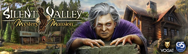 Silent Valley: Mystery Mansion HD